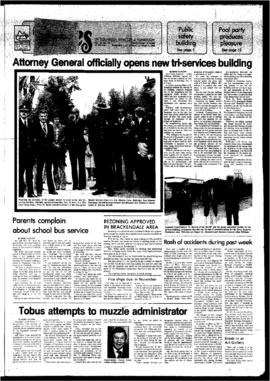 Squamish Times: Tuesday, October 14, 1980