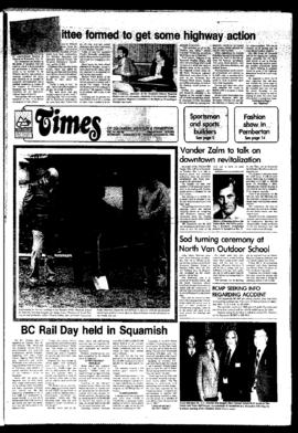 Squamish Times: Tuesday, November 25, 1980