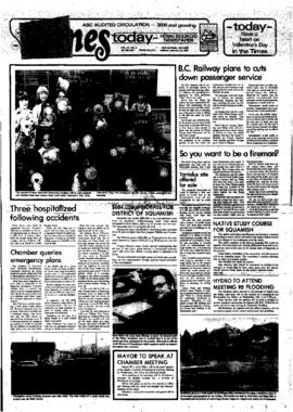 Squamish Times: Tuesday, February 10, 1981