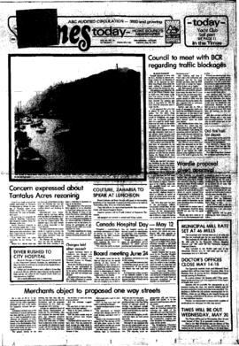 Squamish Times: Tuesday, May 12, 1981