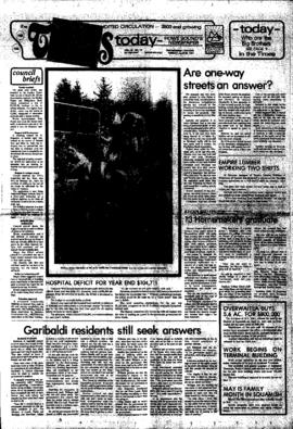 Squamish Times: Tuesday, April 28, 1981