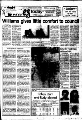 Squamish Times: Tuesday, November 24, 1981