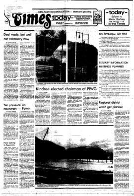 Squamish Times: Tuesday, March 30, 1982