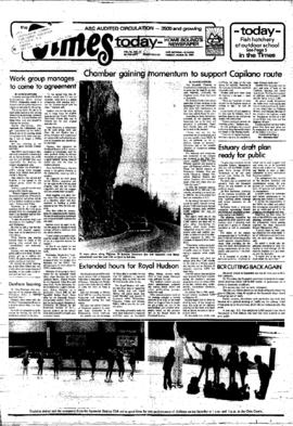Squamish Times: Tuesday, March 23, 1982