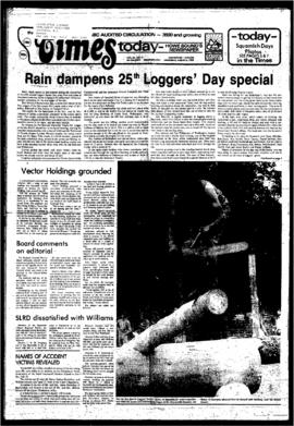 Squamish Times: Wednesday, August 4, 1982