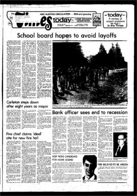 Squamish Times: Tuesday, September 21, 1982