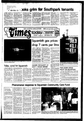 Squamish Times: Tuesday, December 21, 1982