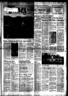 Squamish Times: Tuesday, February 1, 1983