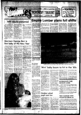Squamish Times: Tuesday, January 11, 1983
