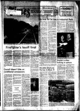 Squamish Times: Tuesday, March 8, 1983