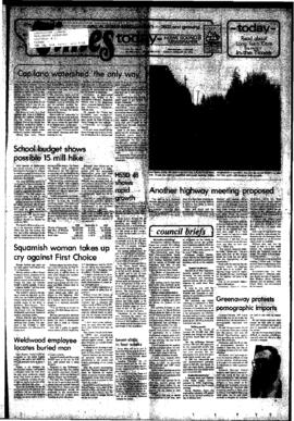 Squamish Times: Tuesday, February 22, 1983