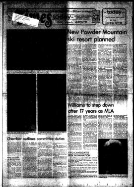 Squamish Times: Wednesday, April 6, 1983