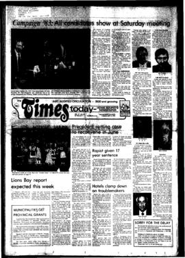 Squamish Times: Tuesday, May 3, 1983