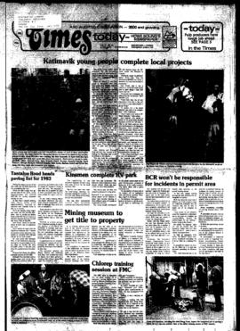 Squamish Times: Wednesday, June 8, 1983