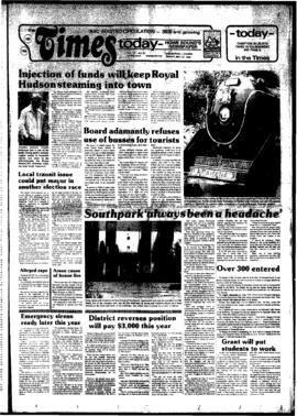 Squamish Times: Friday, May 27, 1983