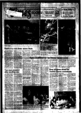 Squamish Times: Tuesday, July 5, 1983