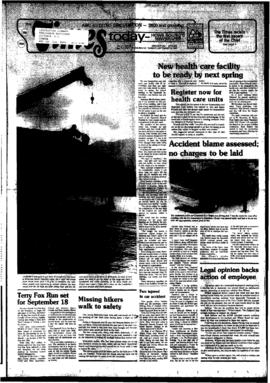 Squamish Times: Tuesday, September 13, 1983