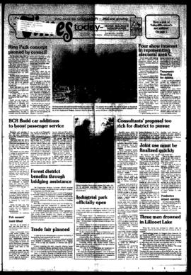 Squamish Times: Tuesday, October 18, 1983