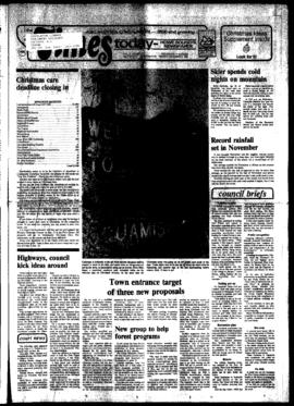Squamish Times: Tuesday, December 6, 1983