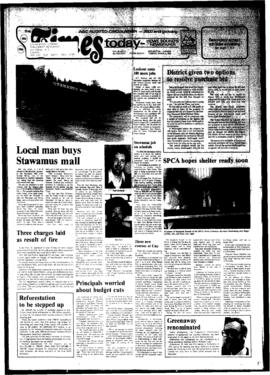 Squamish Times: Tuesday, March 6, 1984