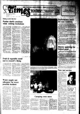 Squamish Times: Tuesday, February 28, 1984