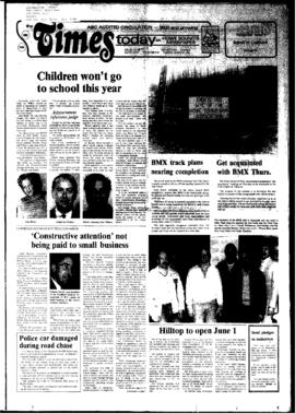 Squamish Times: Tuesday, March 27, 1984