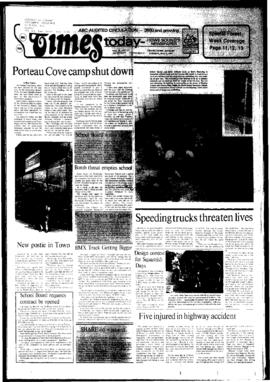 Squamish Times: Tuesday, May 1, 1984