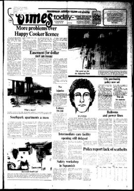 Squamish Times: Tuesday, June 19, 1984