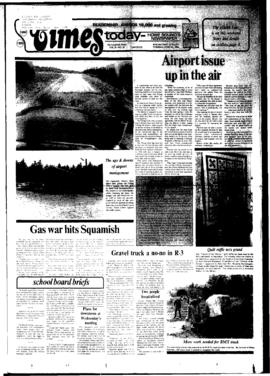 Squamish Times: Tuesday, June 12, 1984