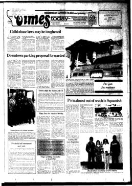 Squamish Times: Tuesday, July 10, 1984