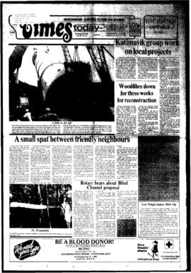 Squamish Times: Tuesday, August 28, 1984