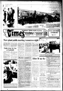 Squamish Times: Tuesday, August 21, 1984