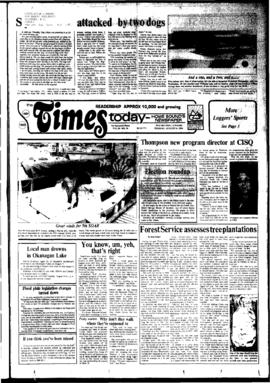 Squamish Times: Tuesday, August 14, 1984