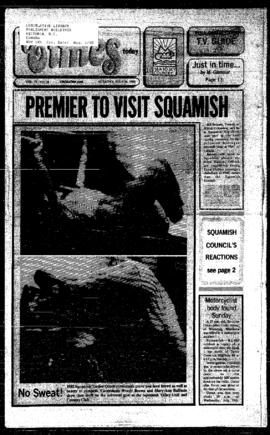 Squamish Times: Tuesday, July 16, 1985