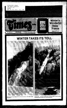 Squamish Times: Tuesday, December 3, 1985