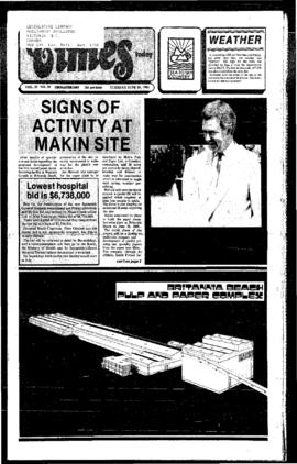 Squamish Times: Tuesday, June 10, 1986