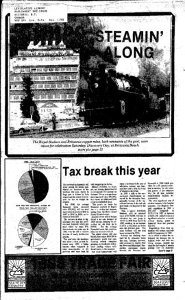 Squamish Times: Tuesday, May 17, 1988