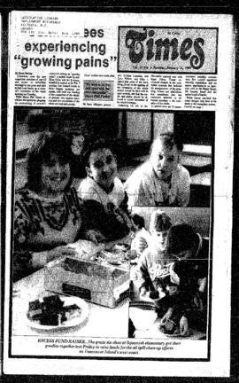 Squamish Times: Tuesday, January 31, 1989
