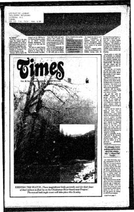 Squamish Times: Tuesday, January 10, 1989