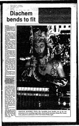 Squamish Times: Tuesday, January 17, 1989