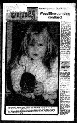 Squamish Times: Tuesday, January 24, 1989