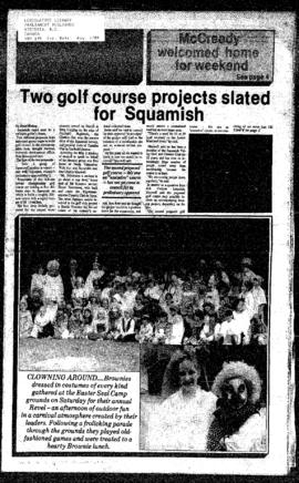 Squamish Times: Tuesday, May 9, 1989