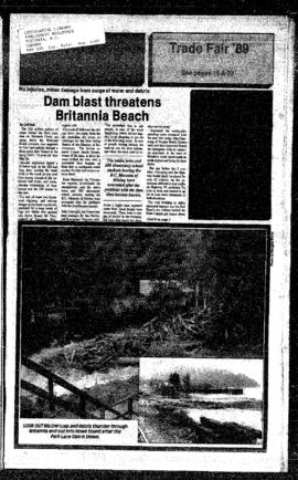 Squamish Times: Tuesday, May 30, 1989
