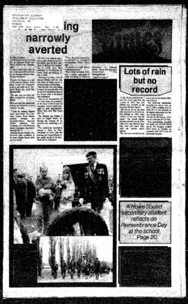 Squamish Times: Wednesday, November 15, 1989