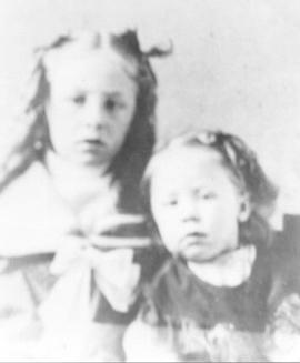 Mary and Mildred Schoonover