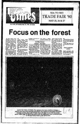 Squamish Times: Tuesday, May 15, 1990