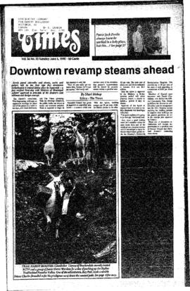 Squamish Times: Tuesday, June 5, 1990