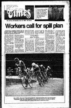 Squamish Times: Tuesday, July 10, 1990