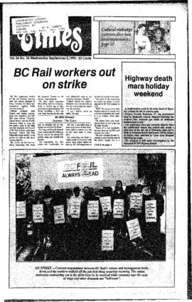 Squamish Times: Wednesday, September 5, 1990