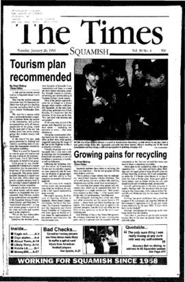 Squamish Times: Tuesday, January 26, 1993